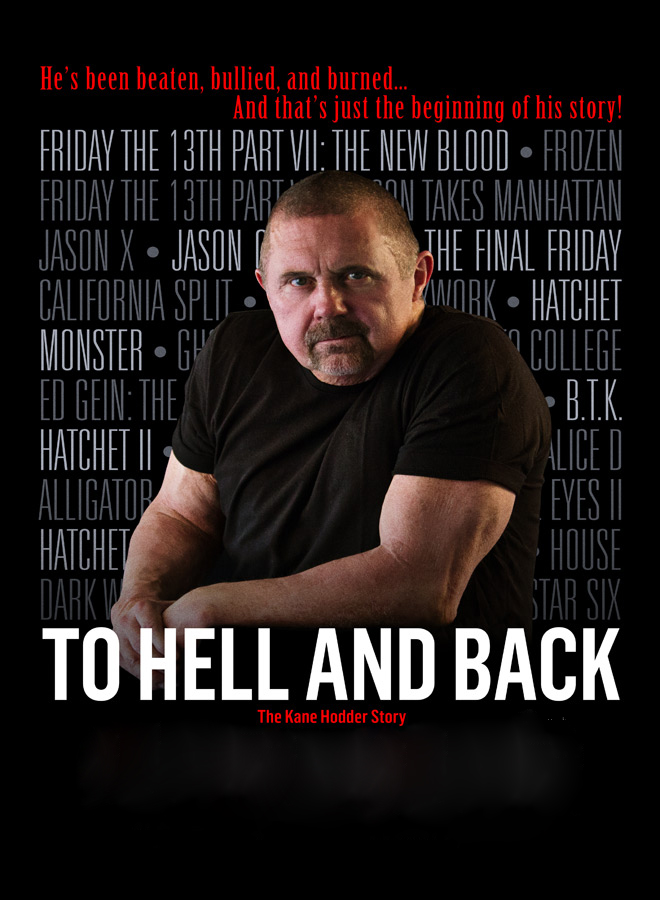To Hell and Back: The Kane Hodder Story [2017] [DVDR] [NTSC] [Subtitulado]