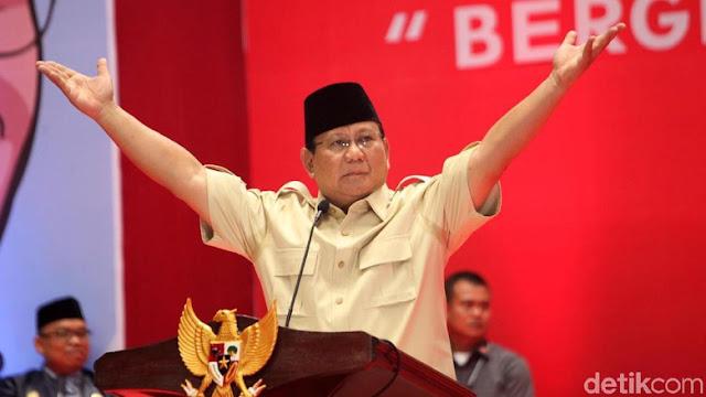 Buku Biru Jawab Isu Prabowo Tak Punya 'Anu'