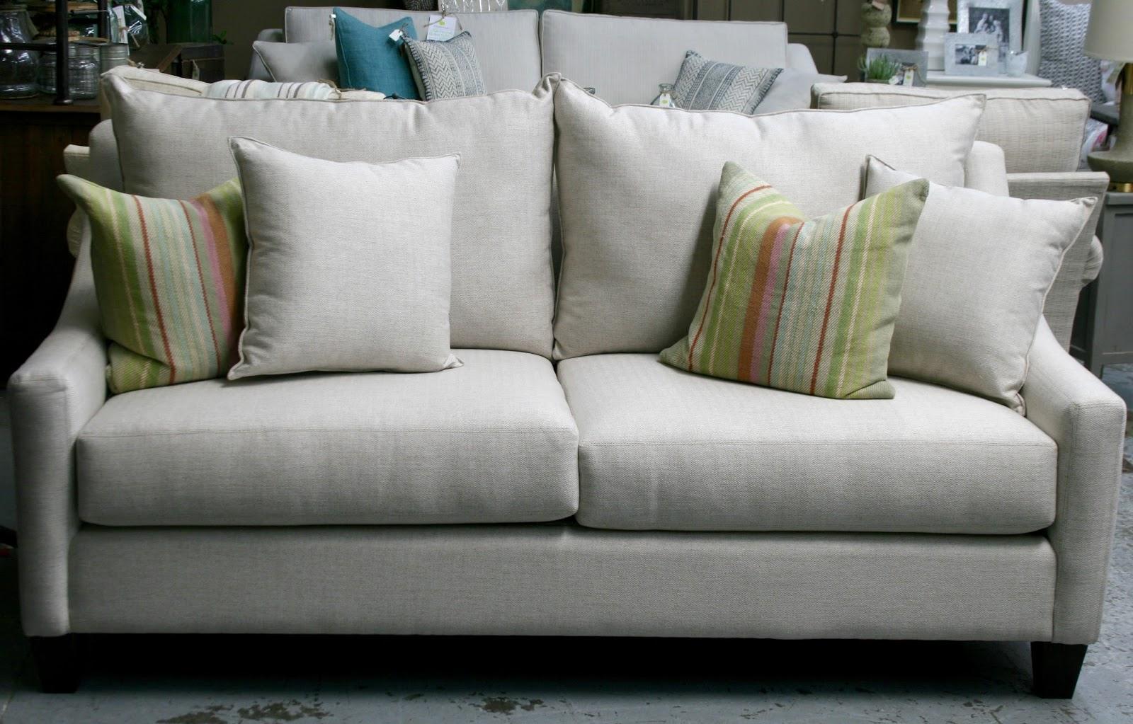Sectional Gray Maxwell Sofa