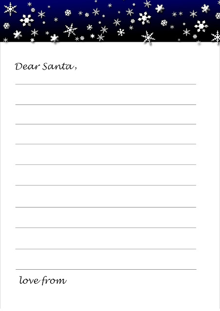 touching hearts  letters to santa claus