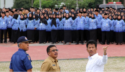 Horee.. Ratusan Honorer K2 Itu Resmi Diangkat Jadi PNS Bagikan Infonya