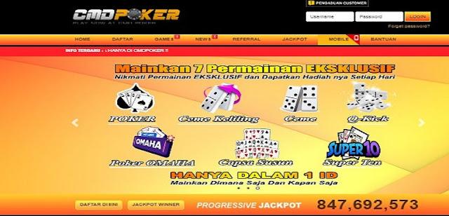 Promo Dari Cmd Poker Koran Poker