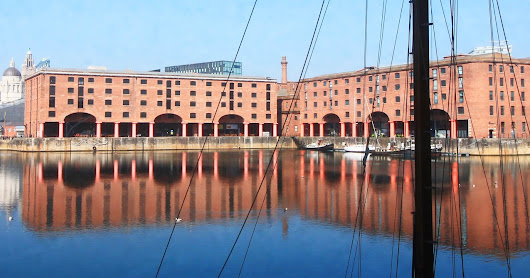 The one and only Albert Dock