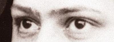 Olhar da Beata Elisabeth de la Trinité, OCD