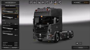 Mod Scania R & Streamline V 1.4