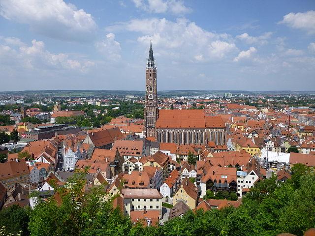 Altstadt - Landshut, Munich, Germany