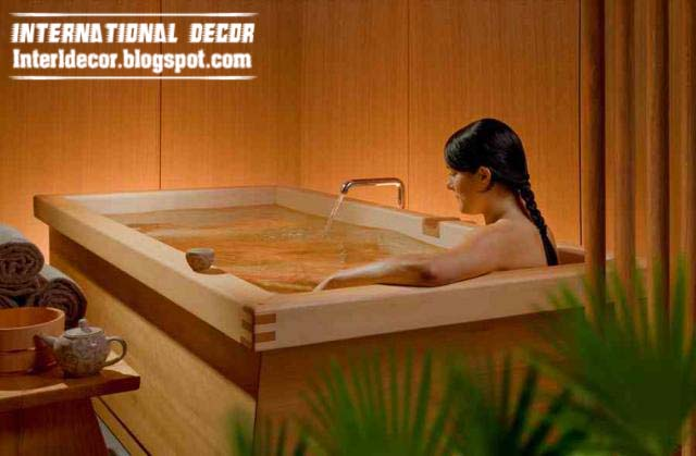 Home Decor Ideas How To Create A Bathroom In The Japanese