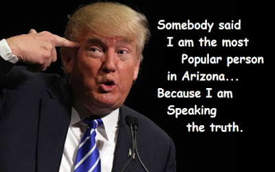 """Donald Trump Quotes About The Truth"""