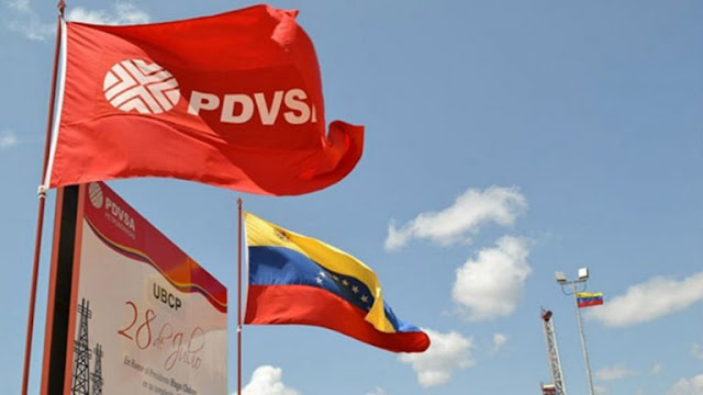 Pdvsa repudia toma de sus activos en el Caribe por ConocoPhillips