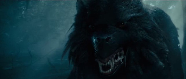 Vfx Artist Diaval Wolf And Char Troll Model In Maleficent Movie