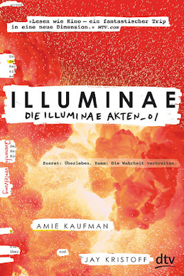 Illuminae 01, Amie Kaufman, Jay Kristoff