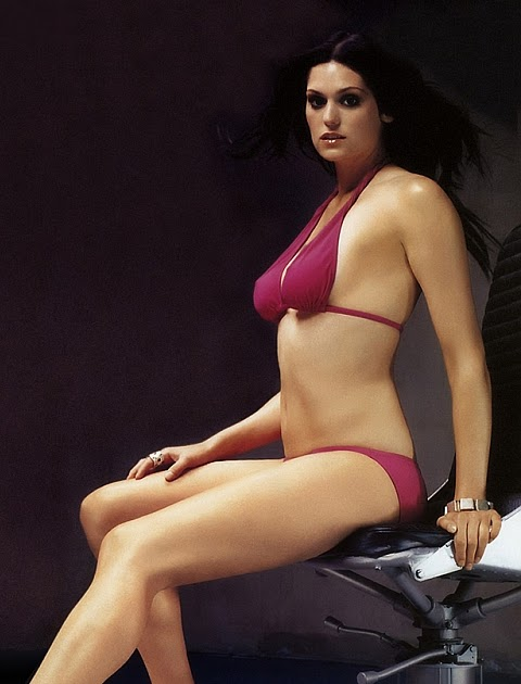 Morgan webb bikini pics
