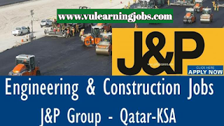 J & P - Construction Company - Job - Middle East - Jobs In 2019