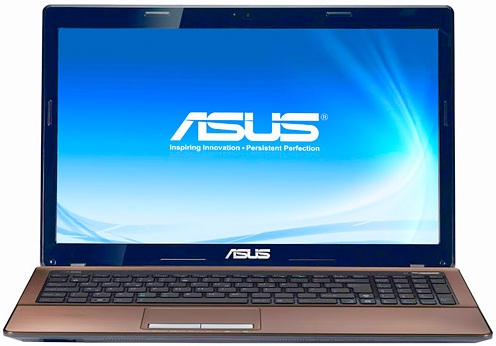 VGA: Information & Support: Graphics Card Driver ASUS K53E