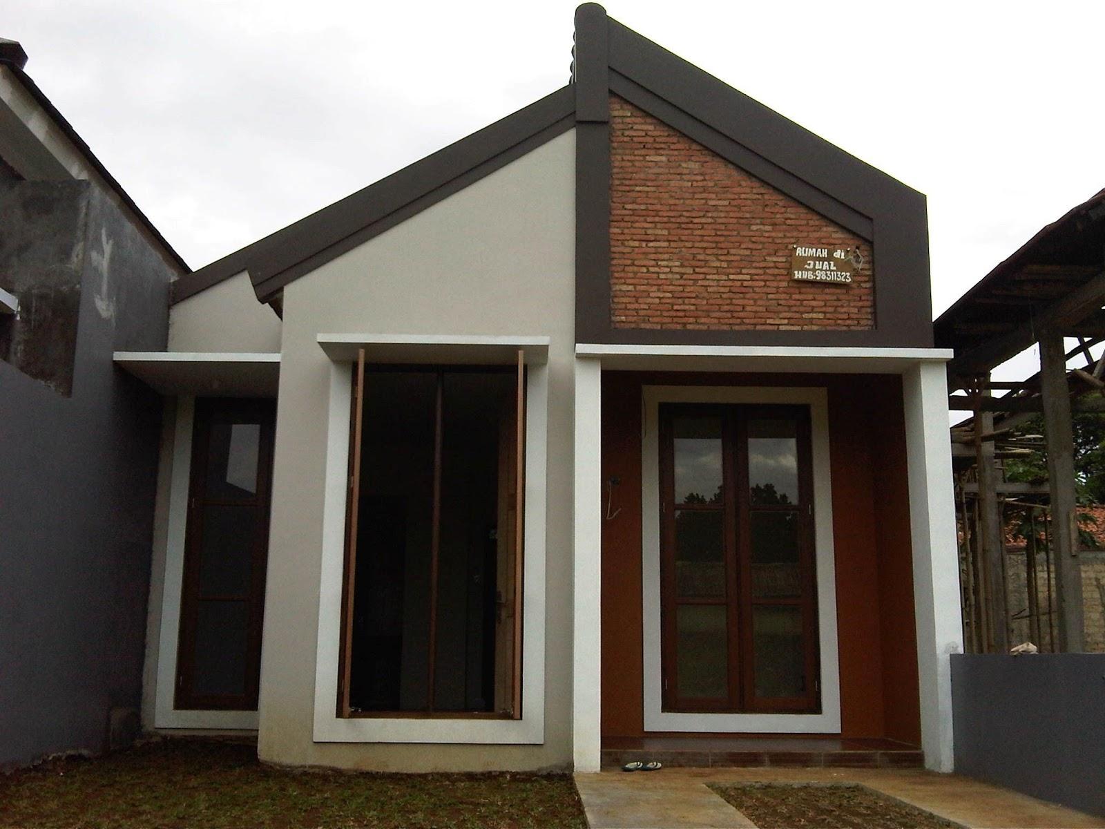 model rumah dengan konsep unik minimalis