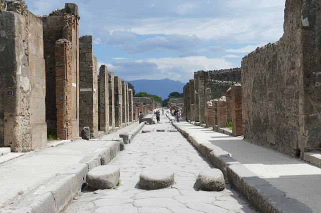 remains of Pompeii Naples, remains of Pompeii, Naples, Tourist attractions, Tourism, Italy,