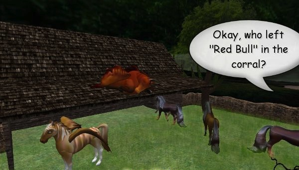 Second Life Newser: Cartoon of the Day: