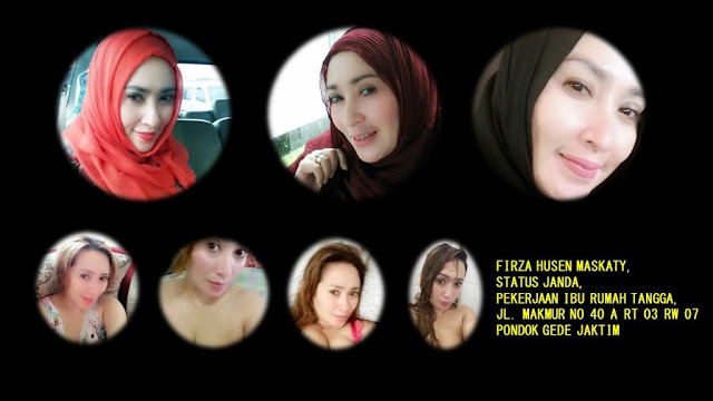 Video Hot Firza Husein, Janda Selingkuhan Habib Rizieq Yang Kerap Diminta 'Nungging' dan 'Isap'