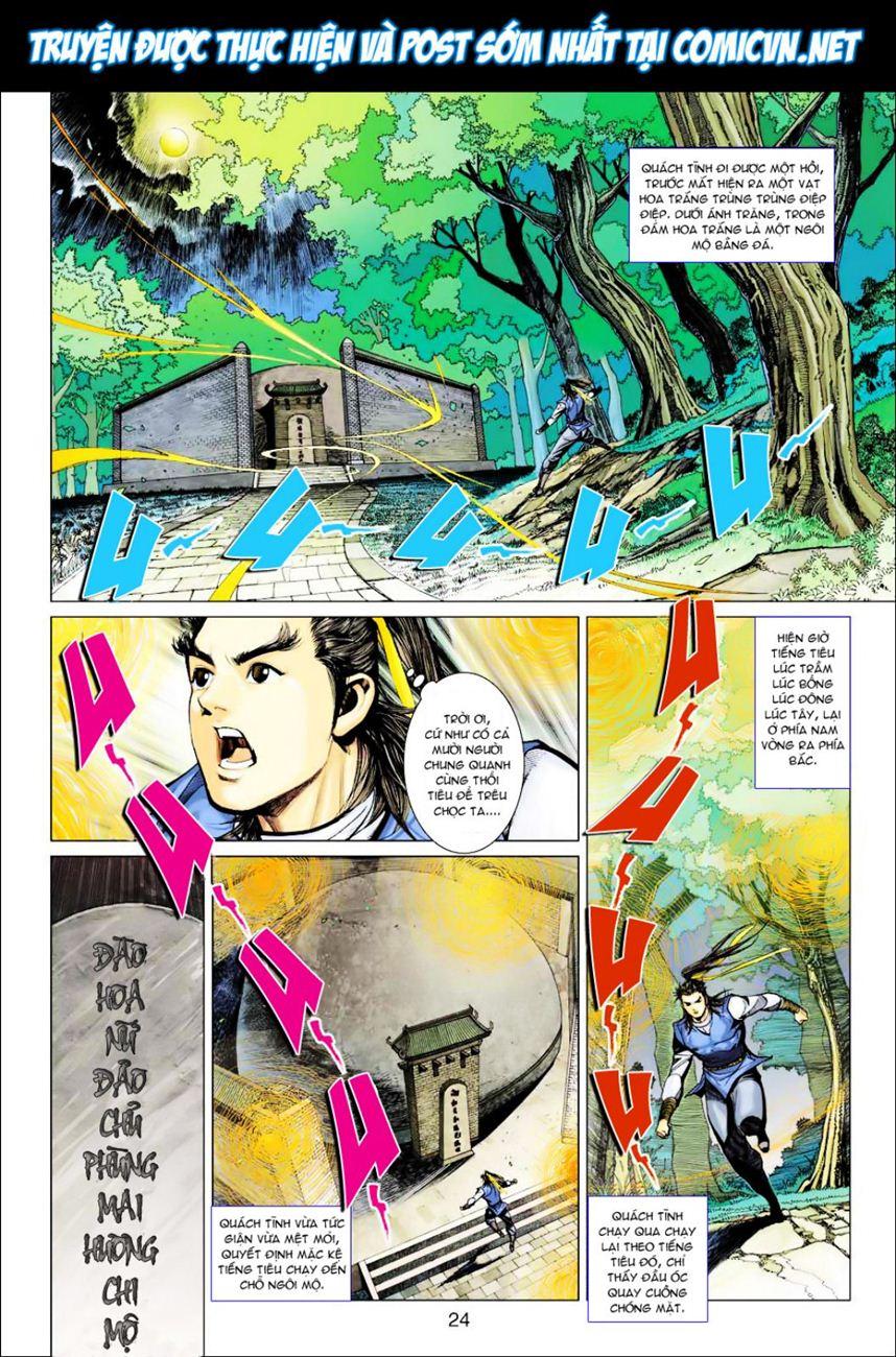 Anh Hùng Xạ Điêu anh hùng xạ đêu chap 39 trang 24