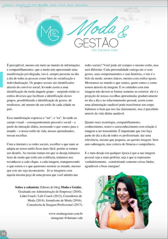 Minha coluna no Jornal Folha do Trabalho