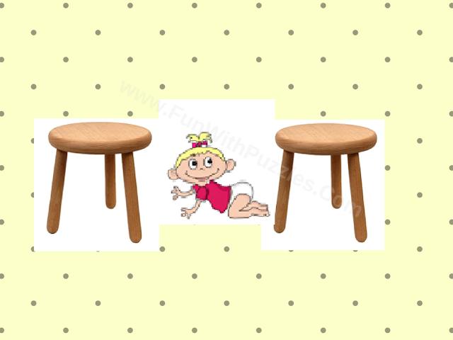 Rebus Engish Idiom Quiz-Baby