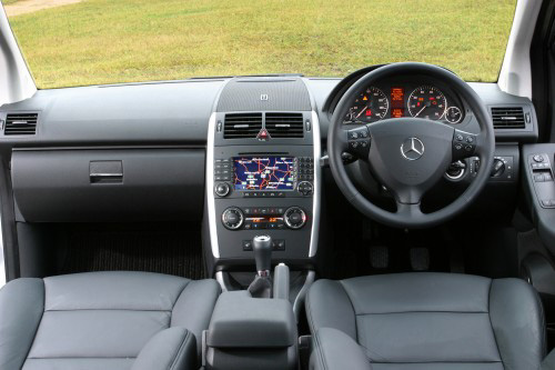 New Cars Design: Mercedes A-Class