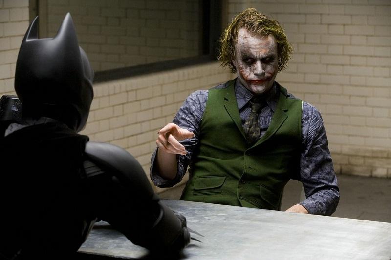 Joker From The Dark Knight