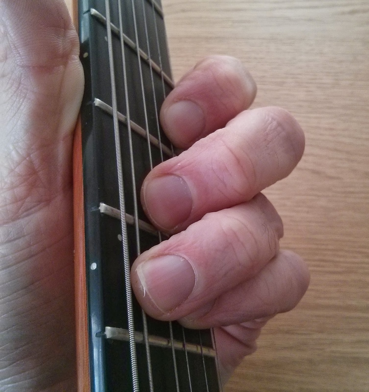 New Guitar Chord Every...