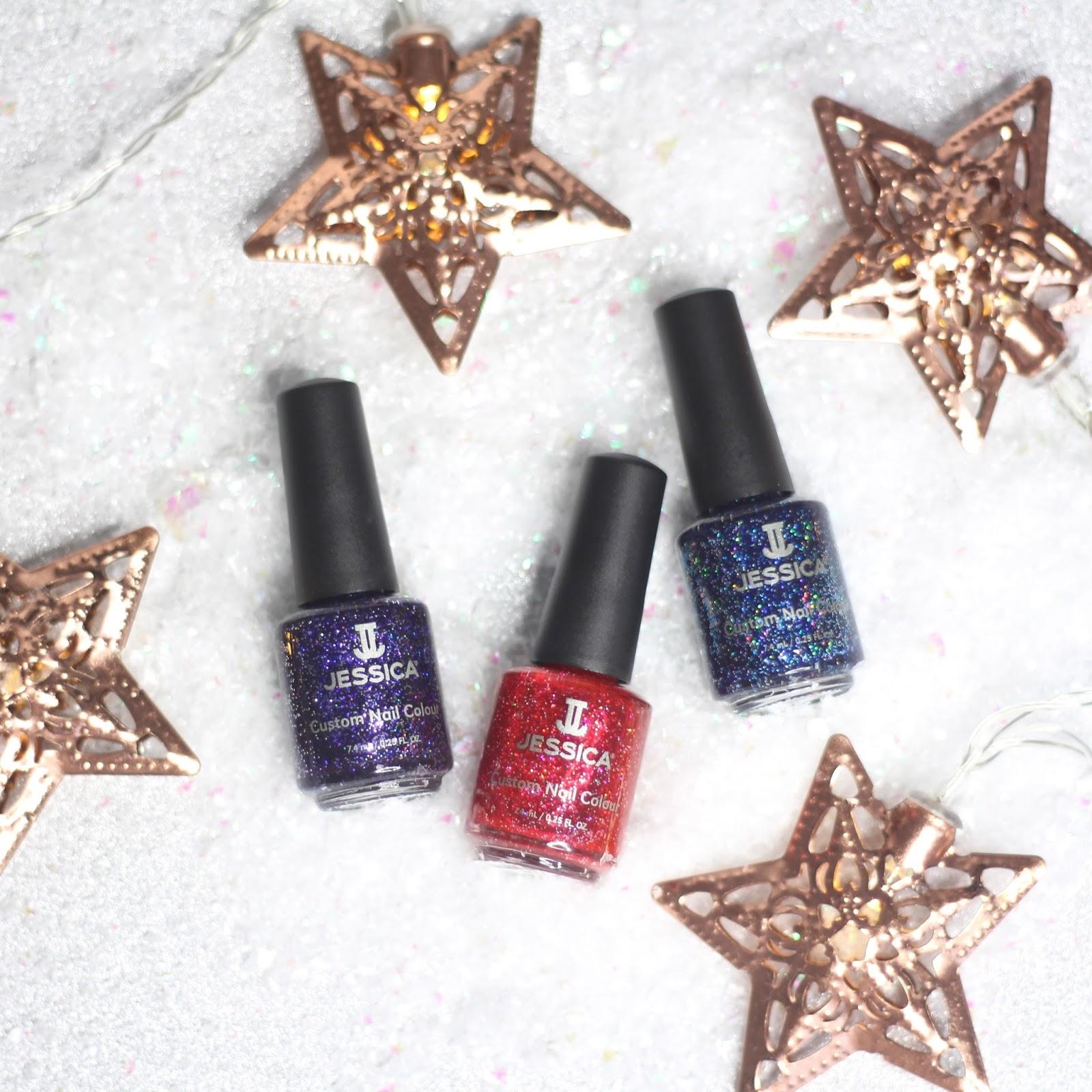 Jessica Christmas Nails: Christmas Gift Guides 2016
