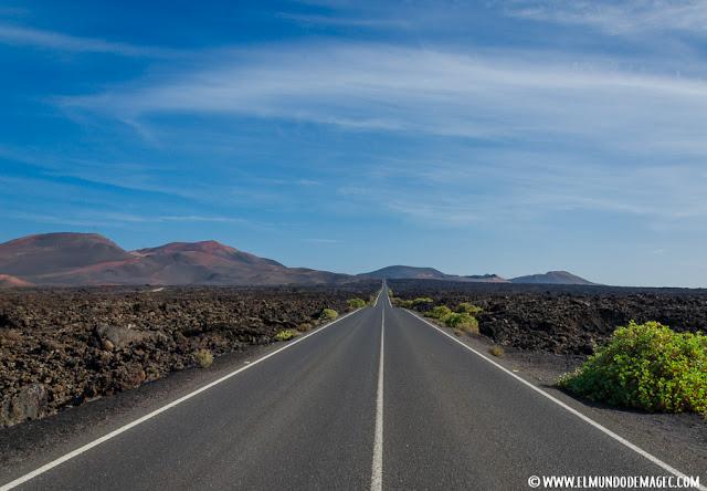 Que ver en Lanzarote - Timanfaya