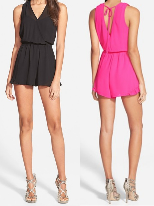 Weekend Steals & Deals | Summer Fashion Outfits - Romper