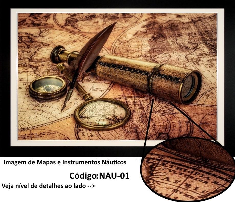 mapa nautico instrumento bussola