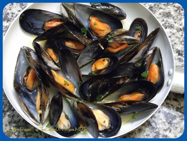 Immagine della ricetta Is cozzasa a schiscionera