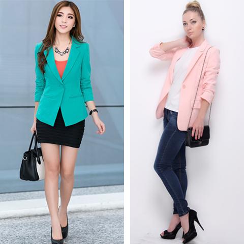 model baju jas wanita terbaru