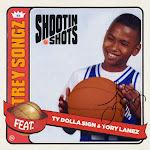 Trey Songz - Shootin Shots (feat. Ty Dolla $ign & Tory Lanez) - Single  Cover
