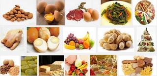 Makanan yang mengandung sumber vitamin E