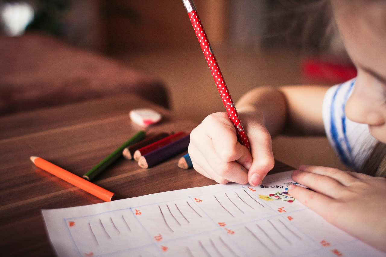 11 Tips to Help Children Study | MommaWithoutaClue.com