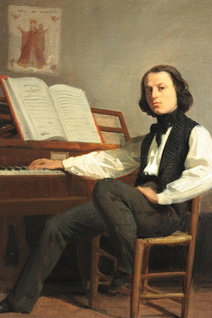 Isidore Pils - The composer Georges Bousquet (1818-1854) (1841)