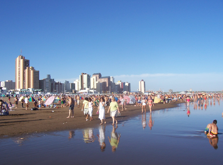 Camping por santa clara del mar argentina - 3 3