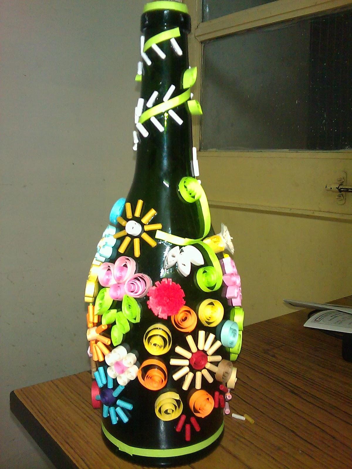 quillinginspirations quilled flower vase