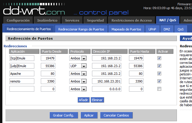 Servidor de streaming de vídeo con VLC (multiplataforma)