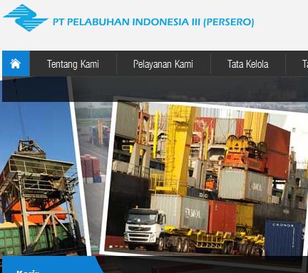 Lowongan Kerja BUMN Pelabuhan Indonesia III