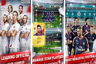 Download Football Master 2018 Apk for Android