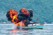 Satuan kiprah illlegal fishing kini sudah memiliki kekuatan aturan tetep Kabar Terbaru- PAYUNG HUKUM SATGAS 115 ILLEGAL FISHING