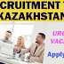 Wanted to Kazakhstan 2019 - Latest Job Opportunities
