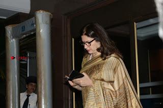 Actress Aishwarya Rai Father Prayer Meet Set 1  0068.JPG