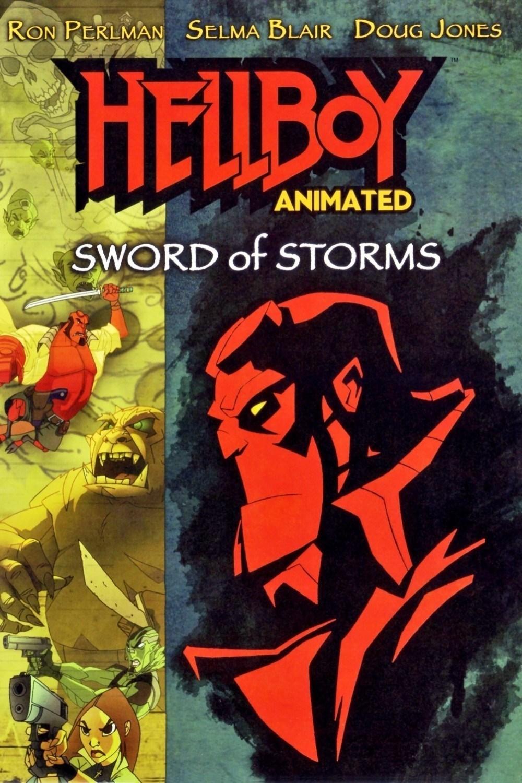 Hellboy: A Espada das Tempestades Dublado