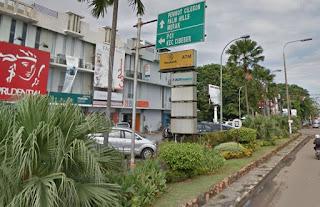 Lokasi ATM BCA Tarik Tunai SERANG