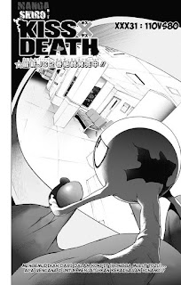 Kiss x Death Chapter 31 Bahasa Indonesia