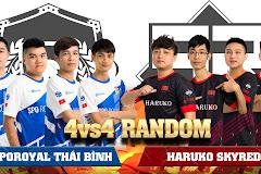 13h30 ngày 29/10, SPO Thái Bình vs Haruko Skyred: Thế công áp đảo?